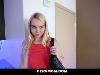 PervMom – Hot MILF Cheating On Her Husband With Step Son
