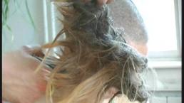 Petra Model loosing hair...