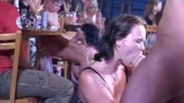 Wild party girls suck...