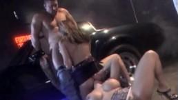 2 Hot Girls Sucking...