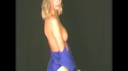 Spreading pussy flexible in...