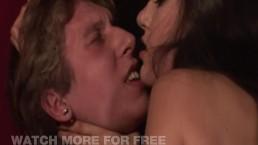 Sasha Grey Licks Guys...