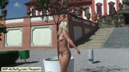 Naughty blonde chicks naked...