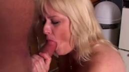 Sexy mature porn star...