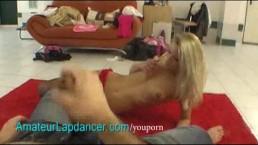 Real slutty amateur lapdances...