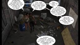 3D Comic: Nanta Project...