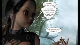 3D Comic: Fairy. Episodes...