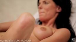 Nubile Films - Lesbian finger...