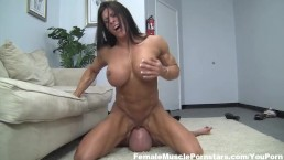 Angela Salvagno - Muscle Fucking...