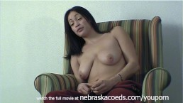 Hot mexican Girl with...