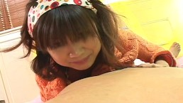 Tender Asian babe Rika...