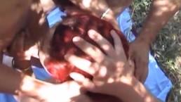 Chubby Orgy with Daniele...