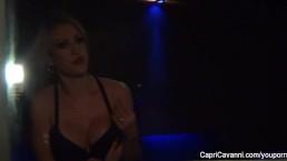 Busty Capri Strip Club...