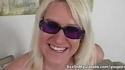 Porn newbie Brooke Boxwood...