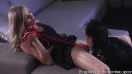 Submissive Scarlett Always Comes...