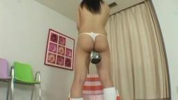 Rui shows off slamming...