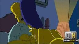 Simpsons Porn - Sex Night...