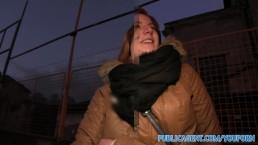 PublicAgent Ginger women fucks...