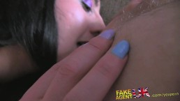 FakeAgentUK Creampie for naughty...