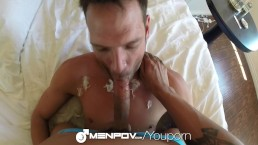 HD MenPOV - Two hot...