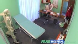 FakeHospital Busty beauty needs...