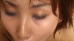Yuki Yoshida with hairy...