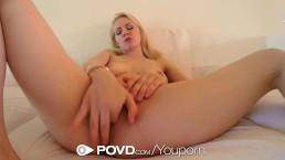 POVD - Blonde Allie Rae...
