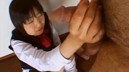 Anna Kuramoto gets vibrator...