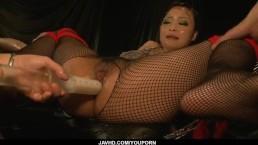 Demolishing anal stimulation for...