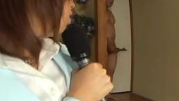 Mitsu Anno gets cock...