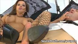 Horny stripper Francesca Le...