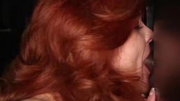 Gloryhole Secrets mature redhead...