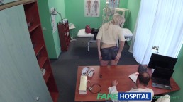 FakeHospital Skinny babe needs...