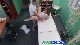 FakeHospital Doctor creampies sexy...