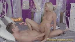 DaneJones Petite young blonde...