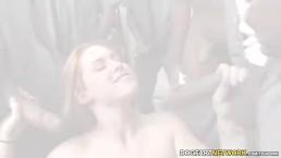 Edyn Blair sucks horny...