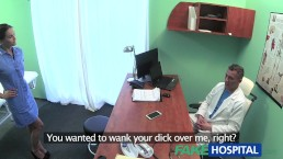FakeHospital Doctor prank calls...