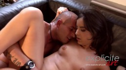 Intense anal scene by...