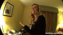 Brett Rossi On tour...