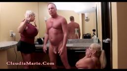 Huge Tit Claudia Marie...