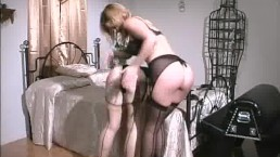 Spanking Session In Teasing...