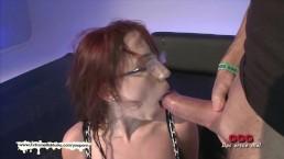 Nerdy Fiona with big...