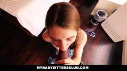 MyBabysittersclub - Babysitter Fucked To...