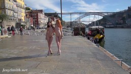 Jeny Smith and Vienna...