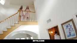 BFFS - Bridesmaid Orgy Quickie...