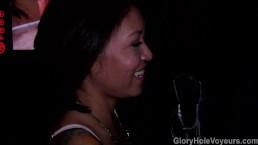 Asian Milf Gloryhole Interview...