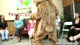 Alaina's Dancing Bear...