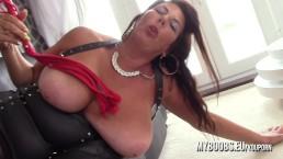 Busty Cougar Lulu Lush...