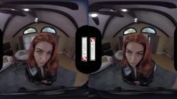 Avengers XXX VR porn...