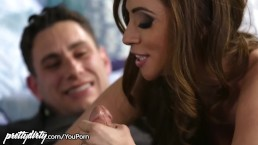 Sex Starved Ariella Ferrera...